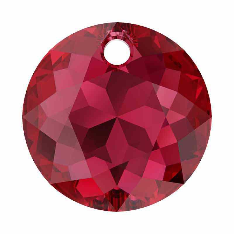 14MM Scarlet Classic Cut de Pendentif 6430 SWAROVSKI