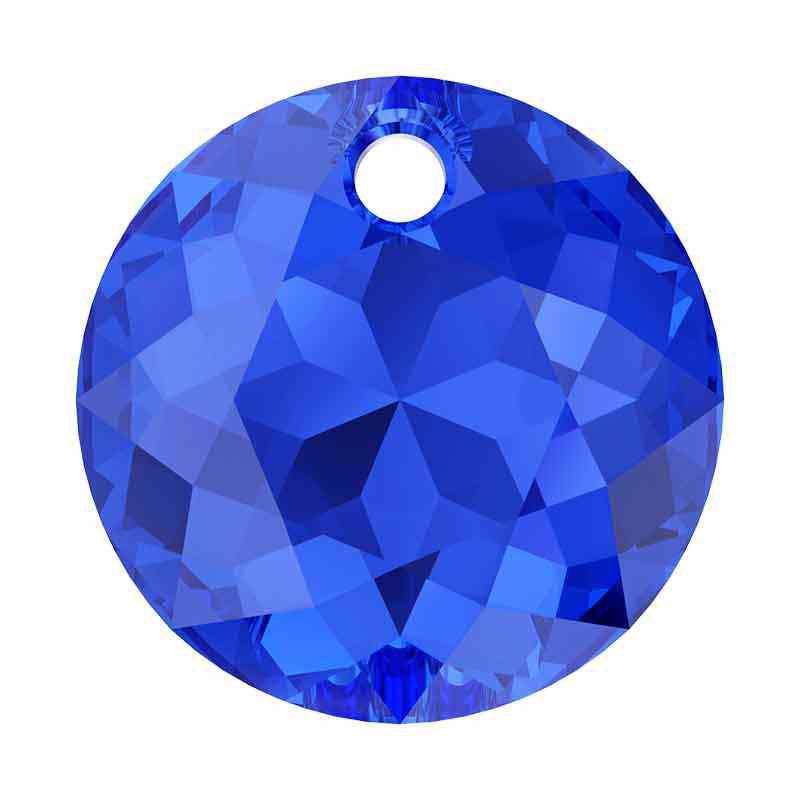 14MM Majestic Blue Classic Cut de Pendentif 6430 SWAROVSKI