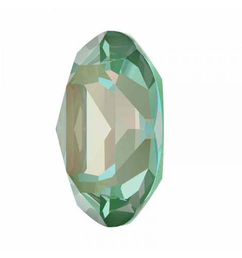 14x10mm Silky Sage DeLite Oval Fancy Stone 4120 Swarovski