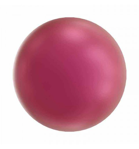 8MM Crystal Mulberry Pink Pearl 5810 SWAROVSKI