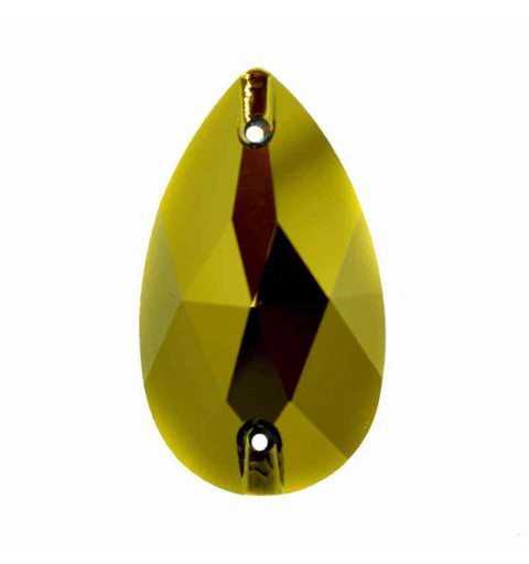 28X17MM Dorado F 3230 Drop SWAROVSKI