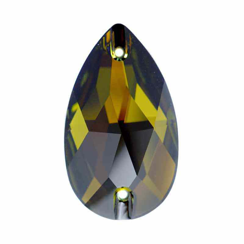 28X17MM Tabac F 3230 Drop SWAROVSKI