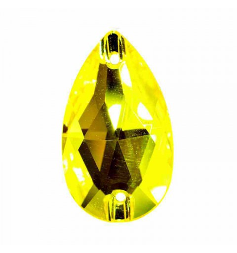 28X17MM Citrine F 3230 Drop SWAROVSKI