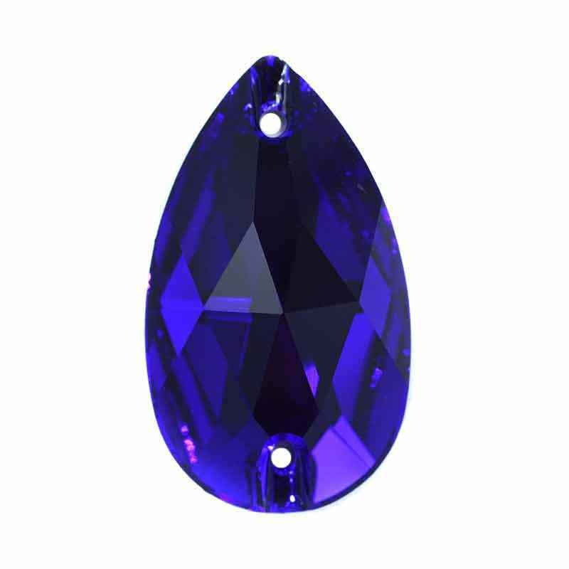 28X17MM Cobalt F 3230 Drop SWAROVSKI