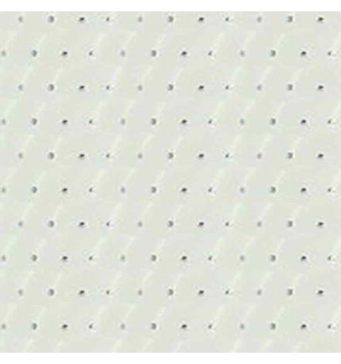 4mm Chalck White Metallic Mat 10090 Paillettes LM France