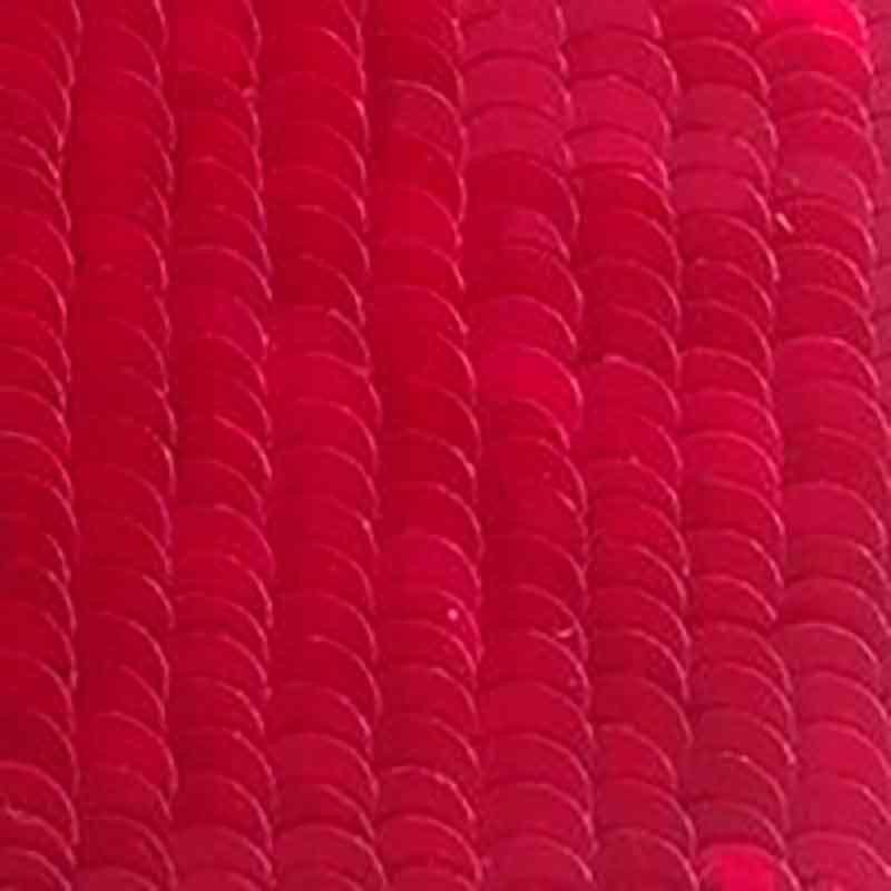 4мм Кармин Розовый Nacrolaque 74 Пайетки LM Франция