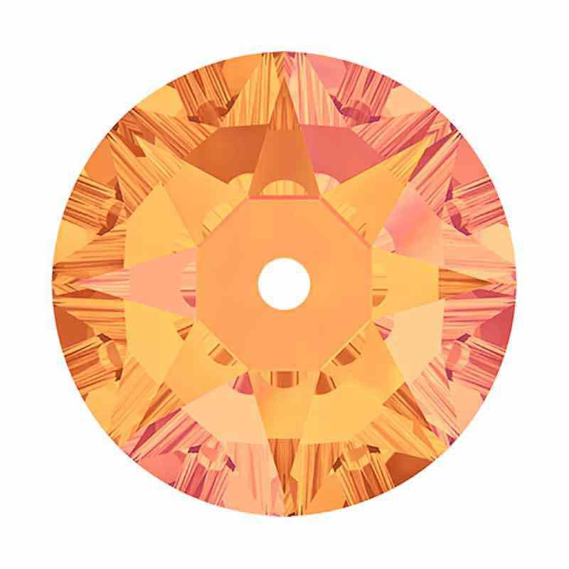 3MM Astral Pink F 3188 XIRIUS Lochrose SWAROVSKI