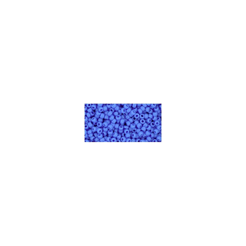 TR-11-43D OPAQUE CORNFLOWER TOHO SEED BEADS