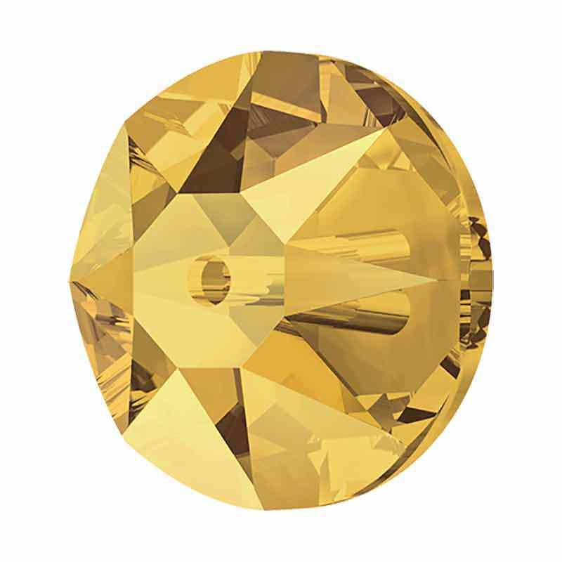 4MM Metallic Sunshine F 3188 XIRIUS Lochrose SWAROVSKI
