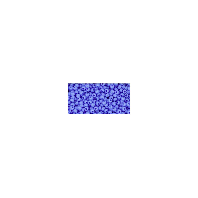 TR-11-48L OPAQUE PERIWINKLE TOHO SEED BEADS