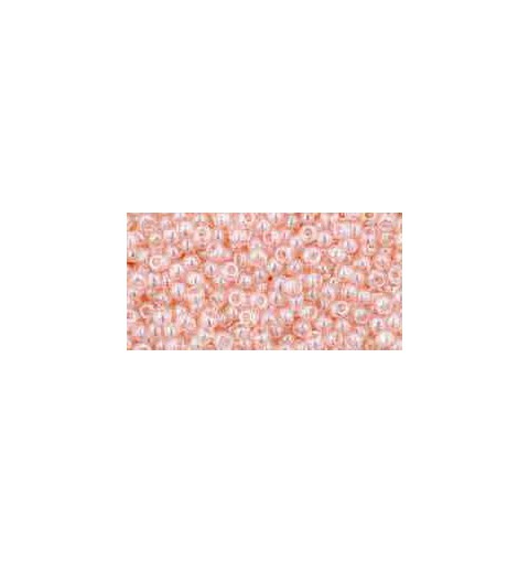 TR-11-106 Transparent-Lustered Rosaline ТОХО Бисер