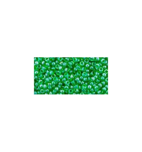 TR-11-108 Transparent-Lustered Peridot ТОХО Бисер