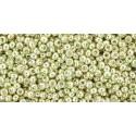 TR-11-558 Galvanized Aluminum TOHO Seed Beads