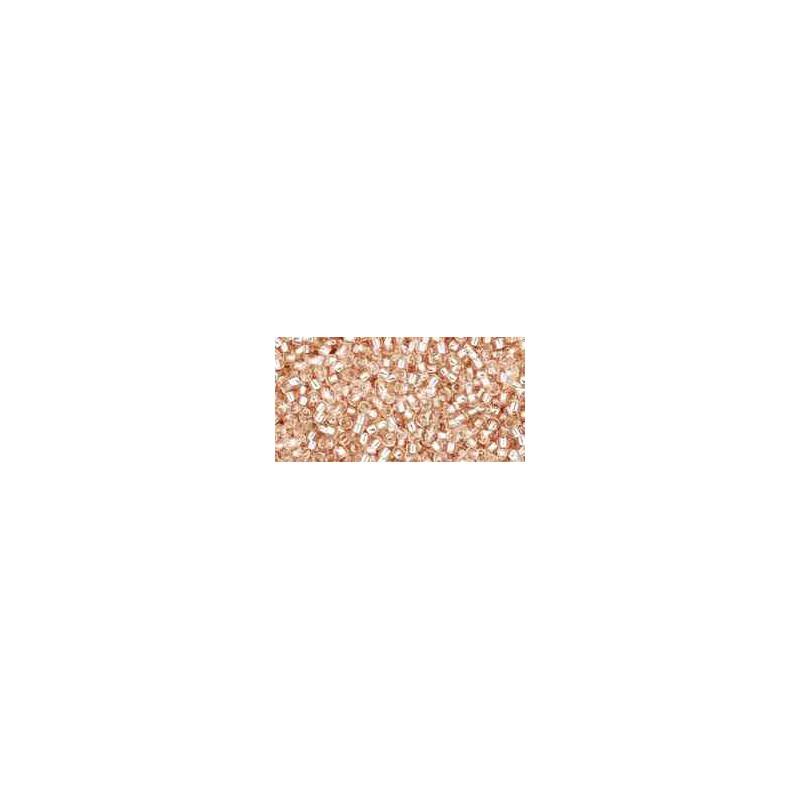 TR-15-31 Silver-Lined Rosaline TOHO Seed Beads