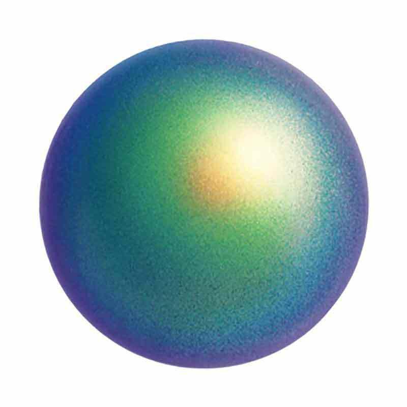 5MM Scarabaeus Green Ümmargune Pärl 5810 SWAROVSKI