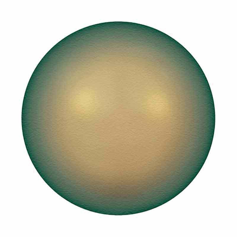 5MM Iridescent Green Ümmargune Pärl 5810 SWAROVSKI