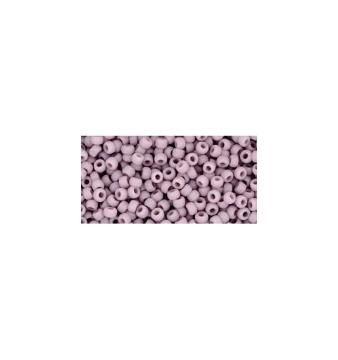 TR-11-52F OPAQUE-FROSTED LAVENDER TOHO SEED BEADS