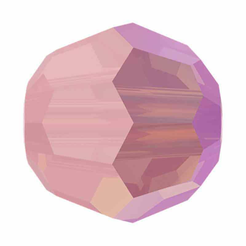 8MM Rose Water Opal Shimmer 5000 круглые бусины SWAROVSKI