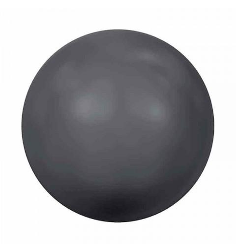 5MM Dark Grey Kristall Pärl 5810 SWAROVSKI