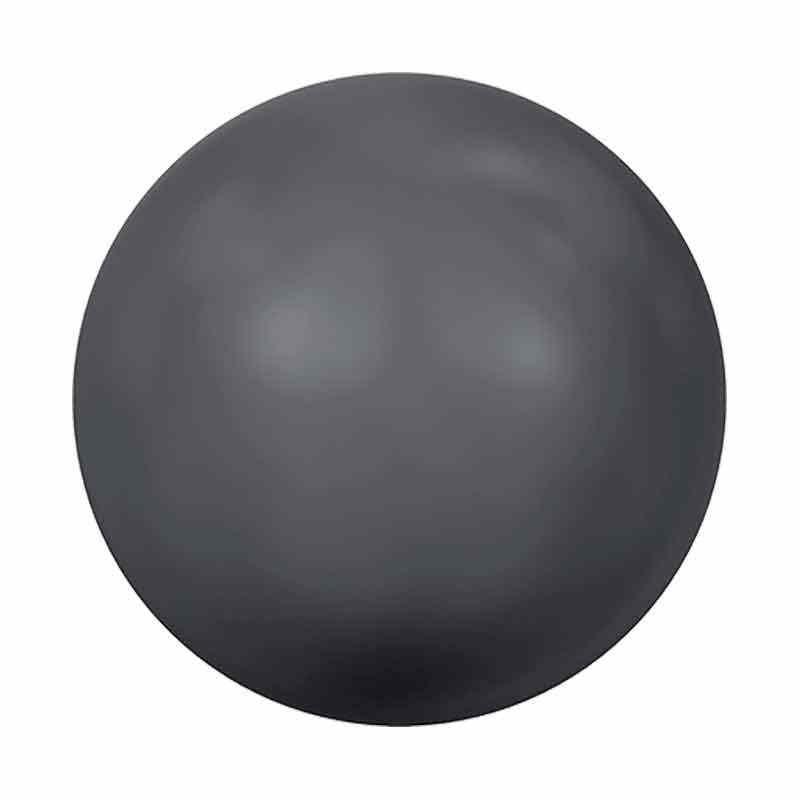 6MM Dark Grey Kristall Pärl 5810 SWAROVSKI