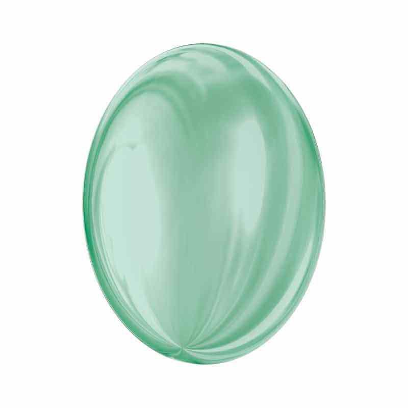 30x22.7mm Mint Green 2196/4 OVAL CABOCHON SWAROVSKI
