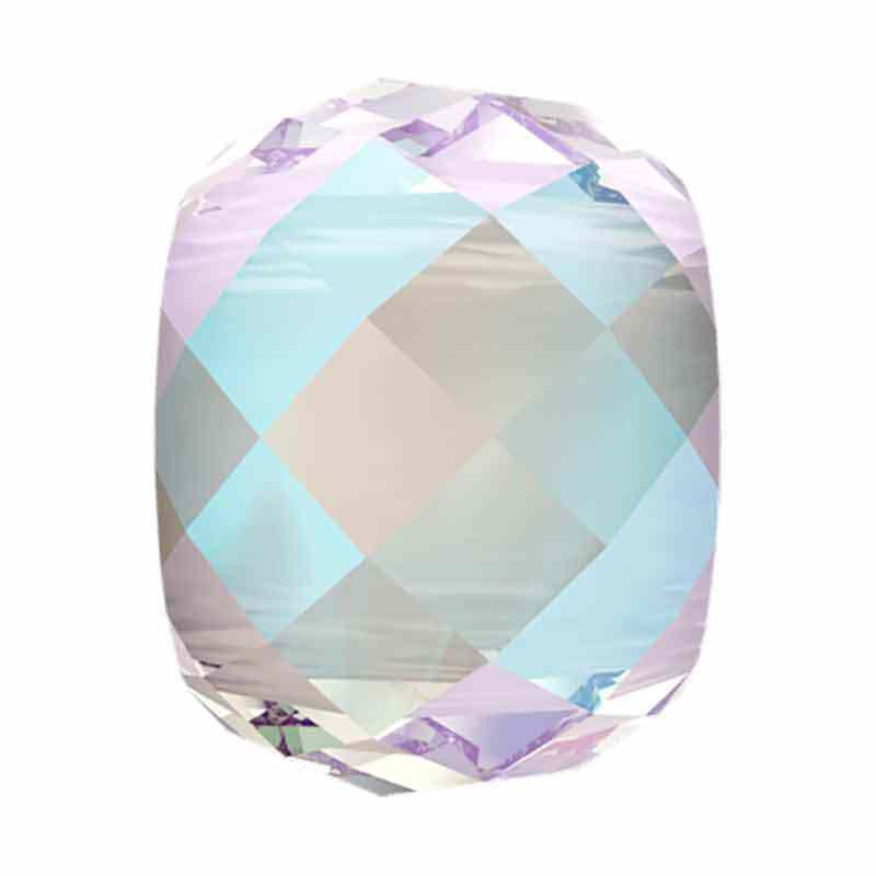 11MM Crystal Shimmer 2x 5043 Briolette XXL бусины SWAROVSKI