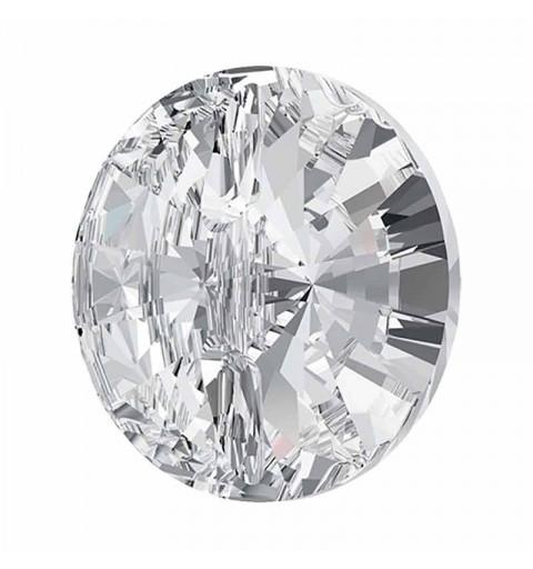 12MM Crystal (001) F Rivoli 3015 Button SWAROVSKI