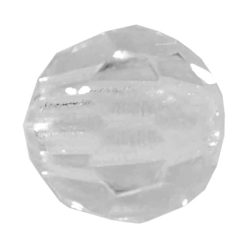 3MM Crystal Ümmargused Preciosa helmed