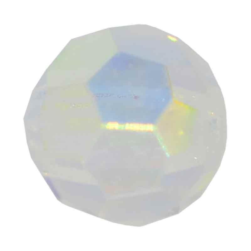 3MM Crystal AB Круглые Preciosa бусины