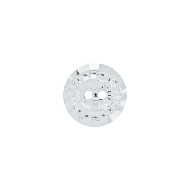 12MM Crystal (001) Square 3019 Button SWAROVSKI ELEMENTS