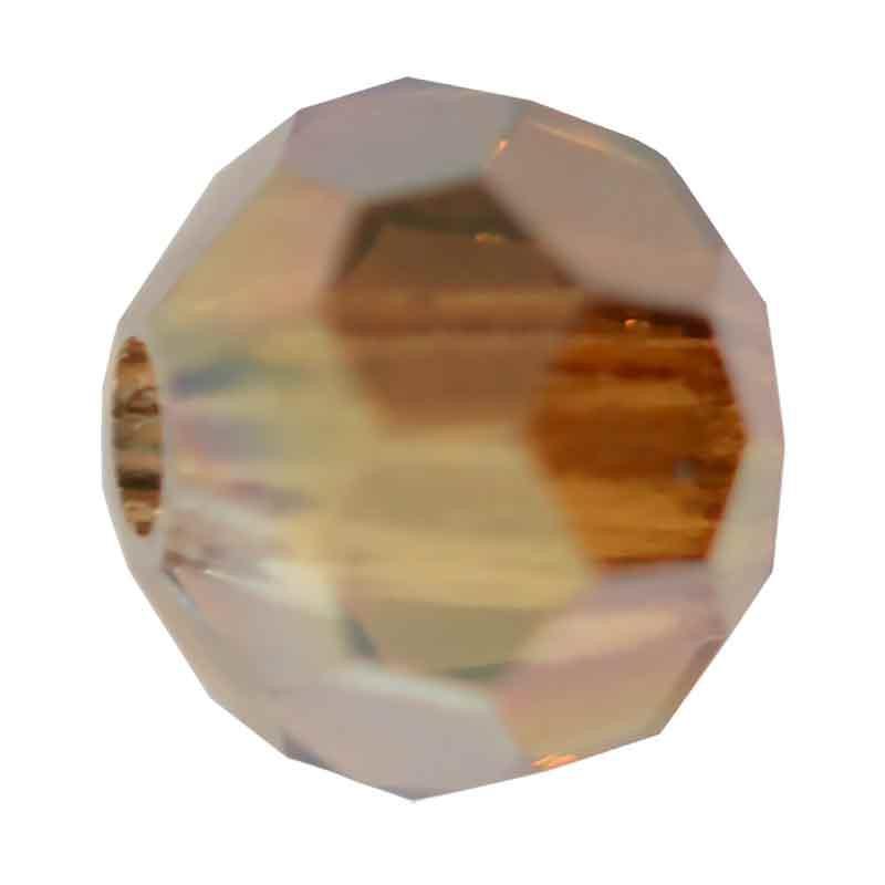 3MM Venus Round Preciosa Beads