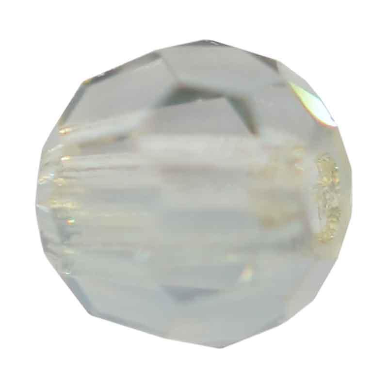 3MM Viridian Round Preciosa Beads