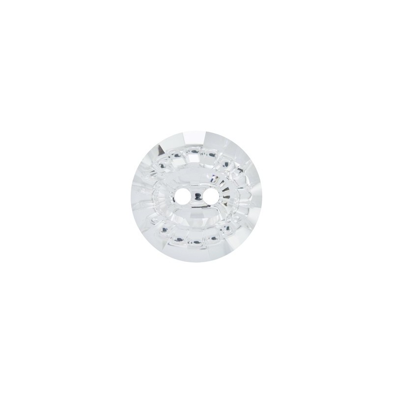 16MM Crystal (001) Rivoli 3019 Button SWAROVSKI ELEMENTS