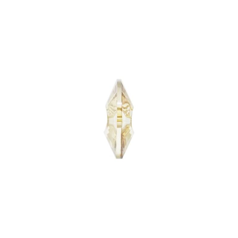 12MM Crystal Golden Shadow (001 GSHA) Rivoli 3019 Button SWAROVSKI ELEMENTS