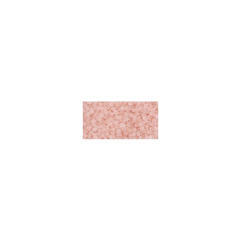 TR-15-11F Transparent-Frosted Rosaline TOHO Seemnehelmed