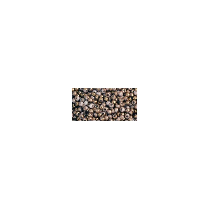 TR-11-1700 GILDED MARBLE WHITE TOHO HELMED