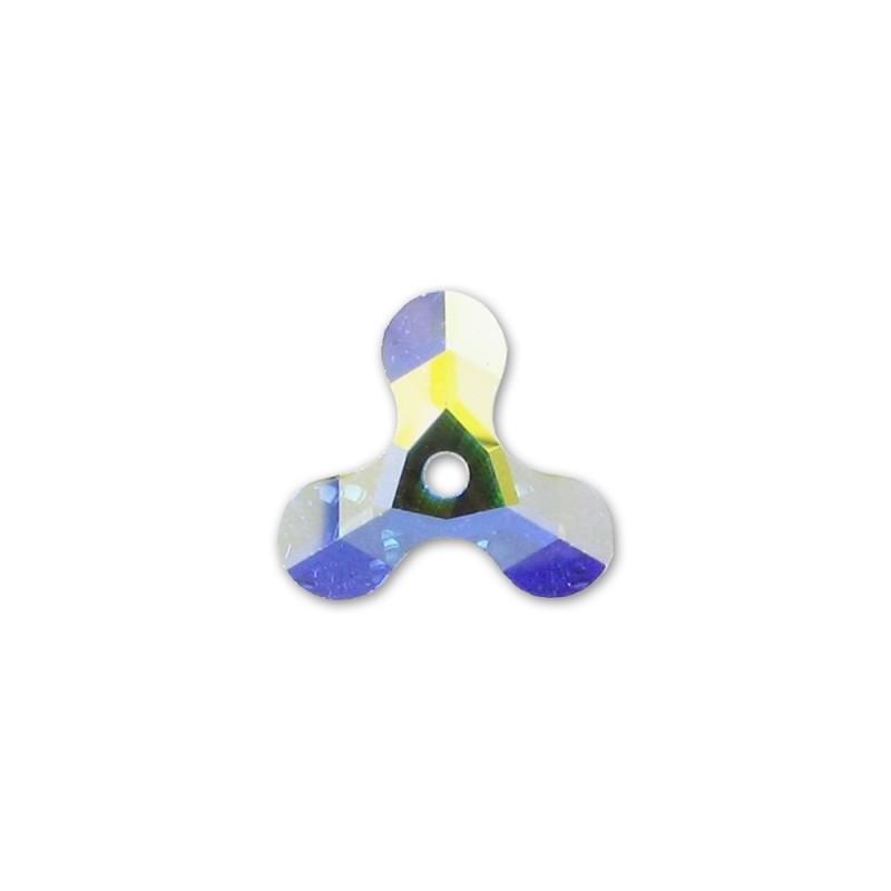 12.5x13.6MM Crystal AB F (001 AB) 3708 Molecule Lochrose SWAROVSKI ELEMENTS