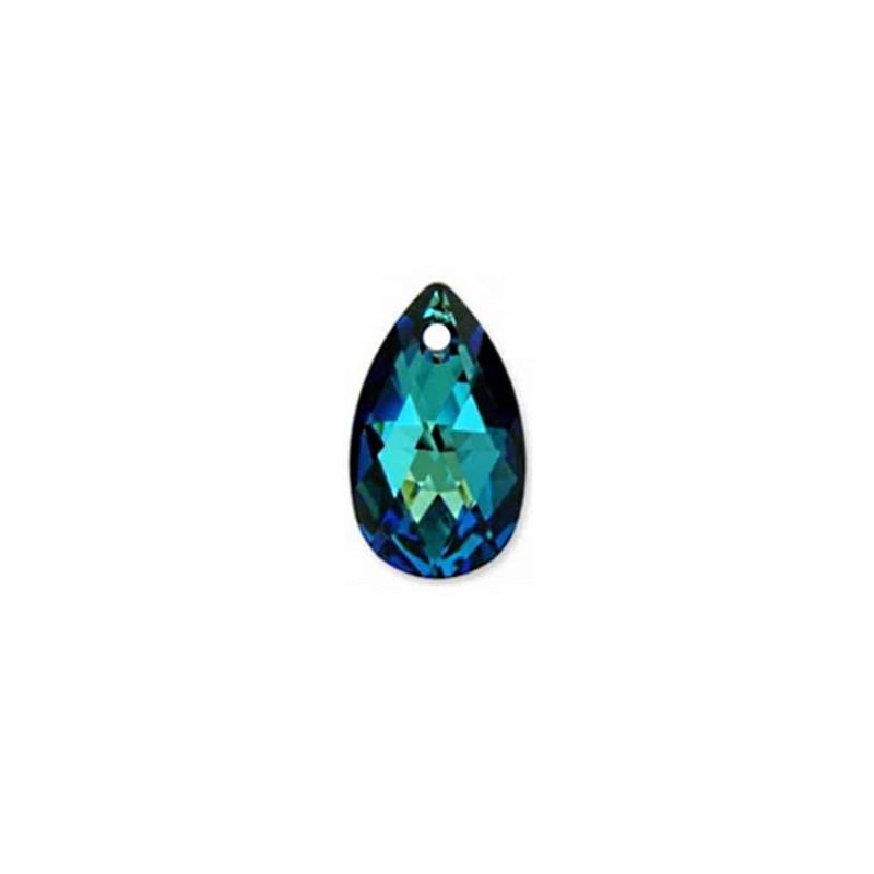 22MM Crystal Bermuda Blue (001 BB) Pendants 6106 SWAROVSKI ELEMENTS
