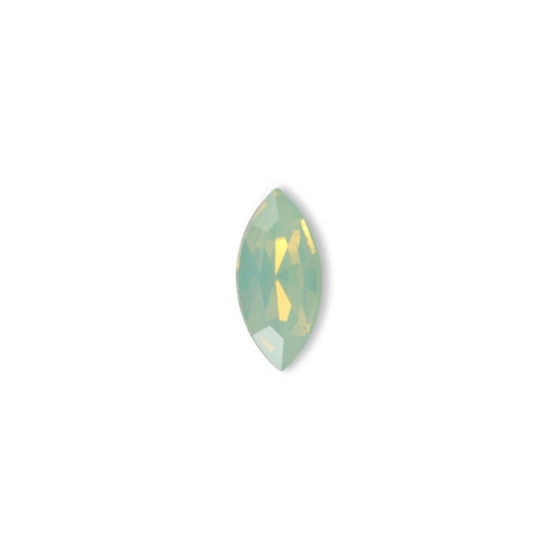 15x7mm Chrysolite Opal F (294) XILION Navette Fancy Stone 4228 Swarovski Elements