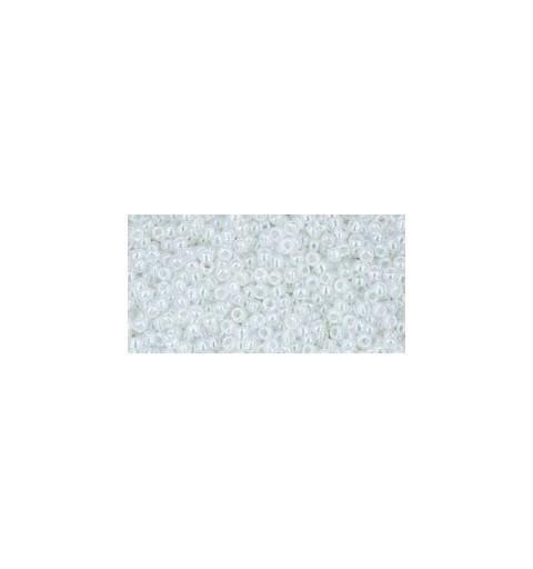 TR-15-141 CEYLON SNOWFLAKE TOHO SEEMNEHELMEID