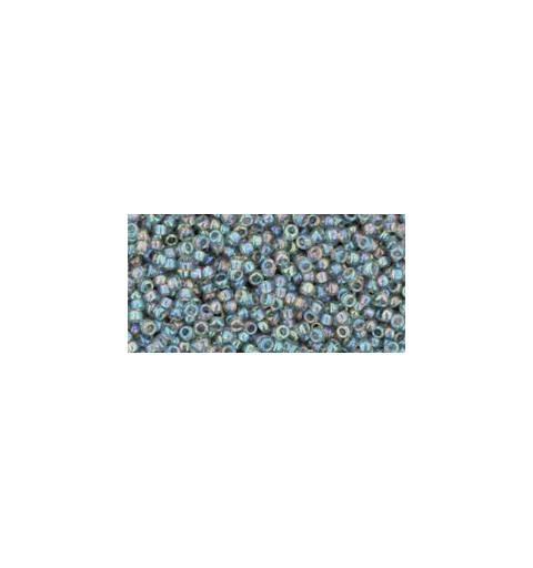 TR-15-176 TRANS-RAINBOW BLACK DIAMOND TOHO SEEMNEHELMEID