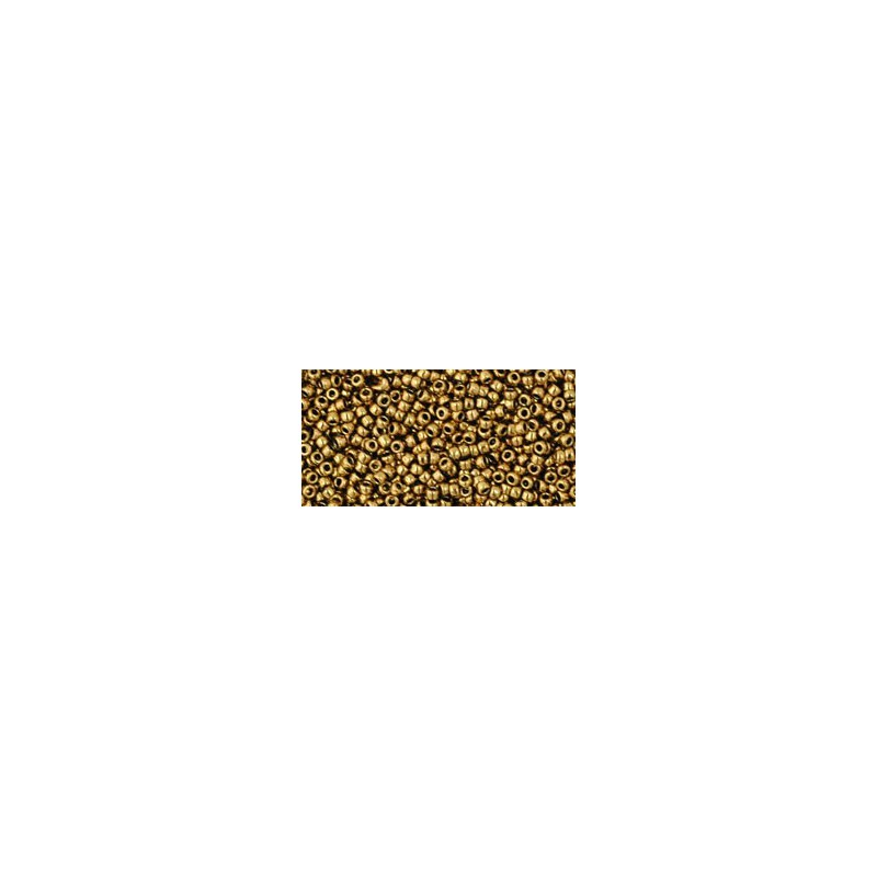 TR-15-223 BRONZE ANTIQUE BRONZE TOHO SEED BEADS