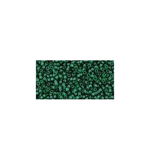 TR-15-939 TRANSPARENT GREEN EMERALD TOHO SEEMNEHELMEID