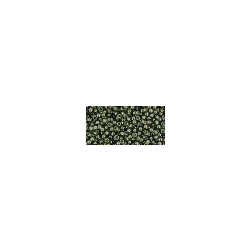 TR-11-2224 SILVER-LINED PURPLE TOHO SEED BEADS