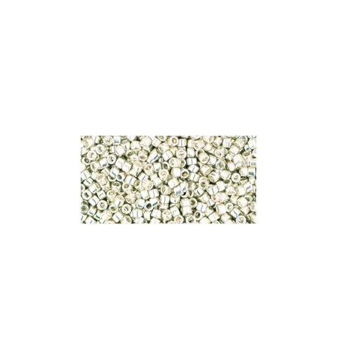 TT-01-558 GALVANIZED ALUMINUM TOHO Treasures 12/0