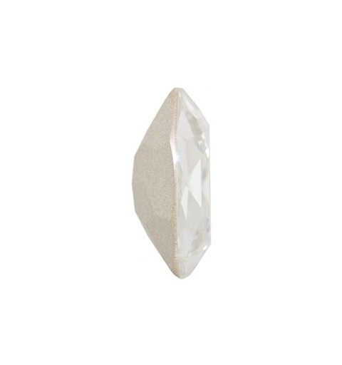 14x10mm Crystal F (001) Oval Fancy Stone 4120 Swarovski Elements