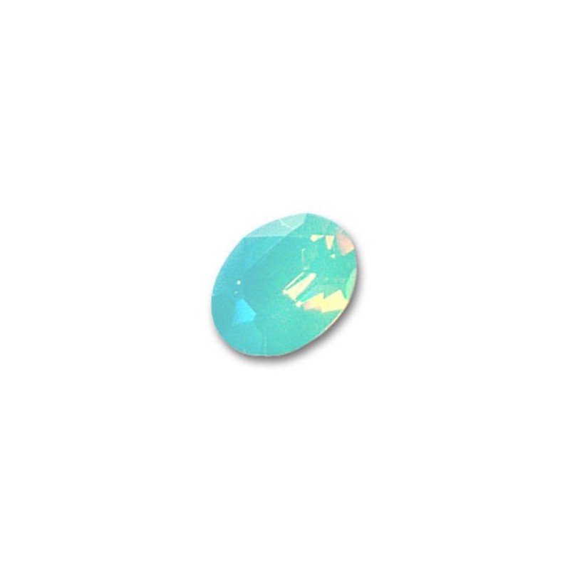 14x10mm Pacific Opal F (390) Oval Ehete Kristall 4120 Swarovski Elements