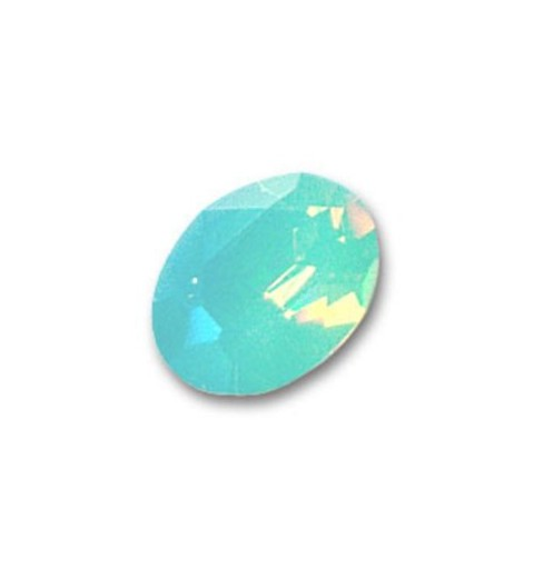 14x10mm Pacific Opal F (390) Oval Fancy Stone 4120 Swarovski Elements