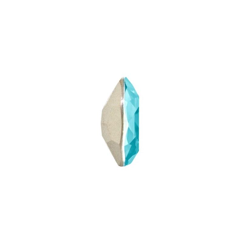 14x10mm Light Turquoise F (263) Oval Fancy Stone 4120 Swarovski Elements