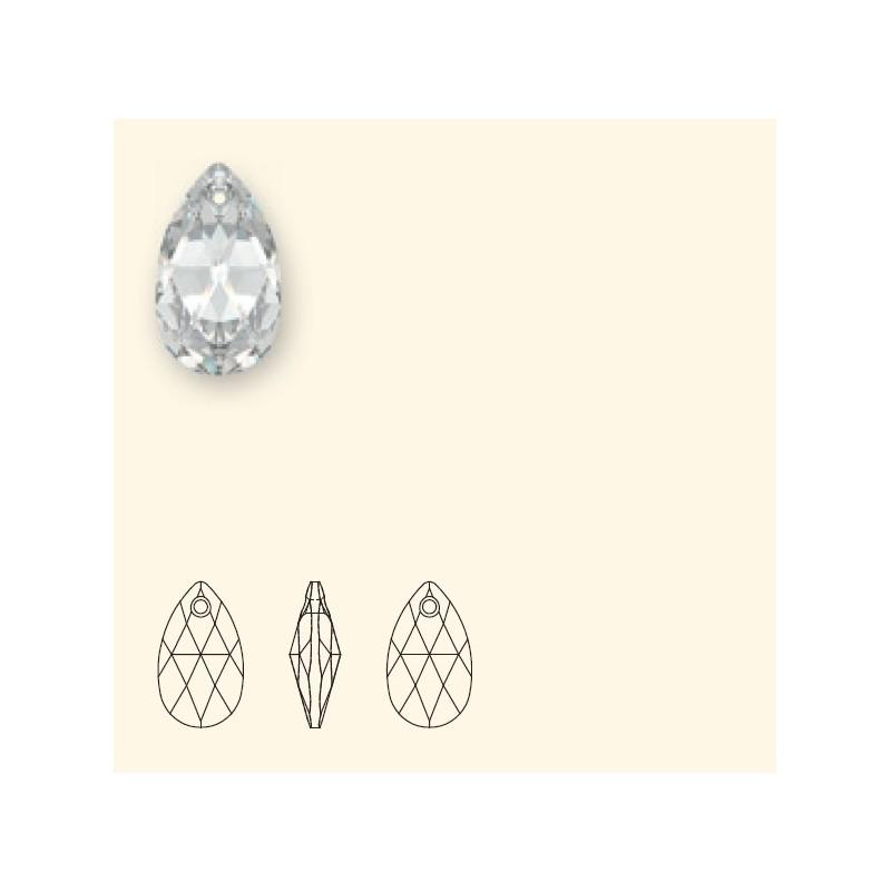 16MM Crystal (001) Ripatsid 6106 SWAROVSKI ELEMENTS